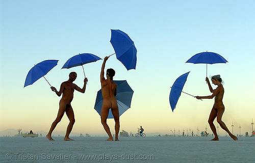 umbrellas, backlight, dance, desert, ed joseph, playa, u-man, umbrella man, umbrellas