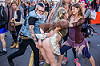 folsom street fair 2015 (san francisco), ass, folsom street fair, spanked, spanking, women
